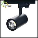 2/3/4 Wires 30W COB LED Track Spot Light W with 10/23/38 Degree Beam Angle