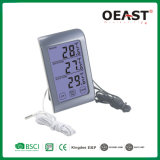2-Wire-Line in/Outdoor Digital Wire Weather Station Ot5560e2