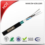 Good Performance Armored Optical Fiber Cable GYTS Fo Cable