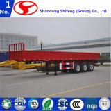 3 Axle Side Wall Semi Trailer for Transportation