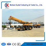 Telescopic Boom Rough Terrain Crane Qry70