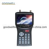 "Support Ahd/Tvi/Cvi CCTV Camera 4.3"" Digital Satellite Finder"
