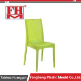 Plastic Injection Garden Outdoor PP Dining Chair Molding