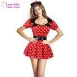 Adult Funy Animal 3 Piece Sexy Mouse Costume L1199