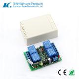 433MHz 4 Channel Wireless RF  Remote Control Switch Kl-K400c