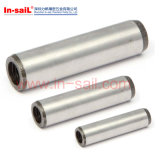 Undersized, One End Tapped Dowel Pins ISO 8733 DIN8733