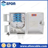 2 Port Locked 12 Core Optical Fiber Cable Junction Box (FDB-012D)