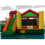 PVC Inflatable Jumper Bouncer with Slide