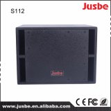 350W 8ohm 18mm Plywood Enclosure Stage Performance 12 Inch Subwoofers