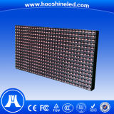 High Brightness P10 DIP546 Red Color Car LED Display Screen