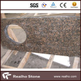 Polished Baltic Brown Granite Countertop for Kitchen