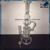 Chinese Made High Quality Glass Shisha Hookah for Daily Use Bw-124