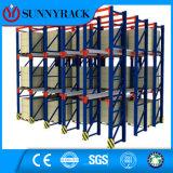 High Storage Density Metal Drive-in Pallet Racking
