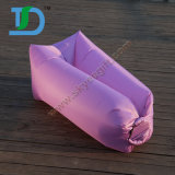 Hot Selling Purple Waterproof Lazy Bag on Beach