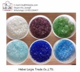 3-6mm Crushed for Home decoration Glass Sand Galss Beads