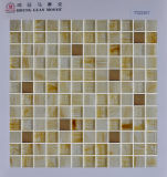 Brown Color Mosaic Wall Tile