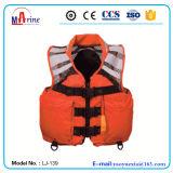 Orange Color Mesh Search and Rescue Life Vest