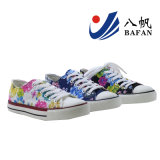 Flower Fabrice Upper Women Canvas Shoes Bf1610219