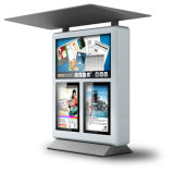 Outdoor Wayfinding Digital LCD Kiosk Signage