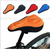 OEM Logo Silicone Promotional Mountain Breathable Road Bicycle Seat Cover