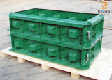 Concrete Interlocking Block Mould
