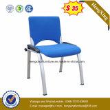 Adjustable Arm Plastic Folding Chair (HX-PLC011)