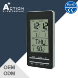 Digital LCD Alarm Desktop Clock with Calendar Timer and Temperature