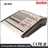 12-Channel PRO Audio Sound Console Mixer with Power Amplifier