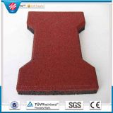 Rubber Pavers/Dog-Bone Pavers/Horse Rubber Brick