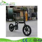 One Second Folding Bicycle with Aluminum Alloy Folding Frame