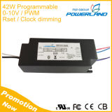 UL Approval 42W 1200mA 0-10V Dimmable LED Driver with 20-50V Ouput