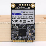 Msata SSD with Cache for Intel Samsung Gigabyte Thinkpad Lenovo Acer HP Laptop Mini PC Tablet 240GB (SSD-015)