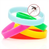 Glowing Silicone Mosquito Repellent Bracelet