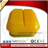 High Quality Yellow Damper Rubber for Mack Truck