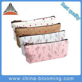 Lovely Design Canvas Pen Pencil Case Stationery Pouch Bag
