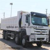 Sinotruk 50ton Tipper Truck HOWO 8X4 Dump Truck