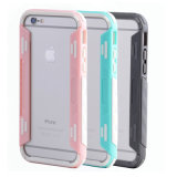 TPU+PC Protective Frame Phone Case for iPhone6/6plus