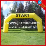 Outdoor Decoration Start Finish Inflatable Arch