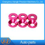 CNC Machined Aluminum Alloy Bolt Nut Washer