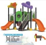 2014 Hot Selling Outdoor Children Amusment Playground Slide (QQ-MN016)