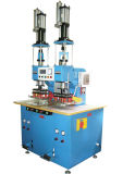 Double Heads Hydro-Pneumatic Embossing and Cutting High Frequency Machine