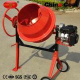 Ut35 Construction Mobile Electric Concrete Mixer Machine