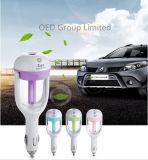 Mini Car Steam Air Purifier Aromatherapy Essential Oil Diffuser Air Humidifier