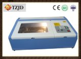 China CO2 Mini Laser 4040 Leather Stamp Engraving Machine