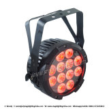 12*15W Rgbaw+UV 6 in 1 LED Silent PAR Can