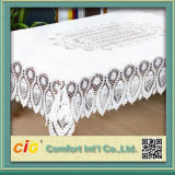 Plastic Tablecloth PVC Lace Tablecloth