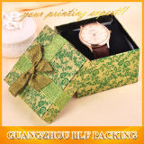 Green Gift Wrap Box for Watch