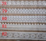 High Quality Chemical Embroidery Lace for Decoration