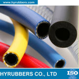 Welding Hose, Smooth Surface Air Hose Water Hose, Rubber Tube