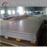 Q235 Hot Dipped Galvanized Floor Checkered Plate